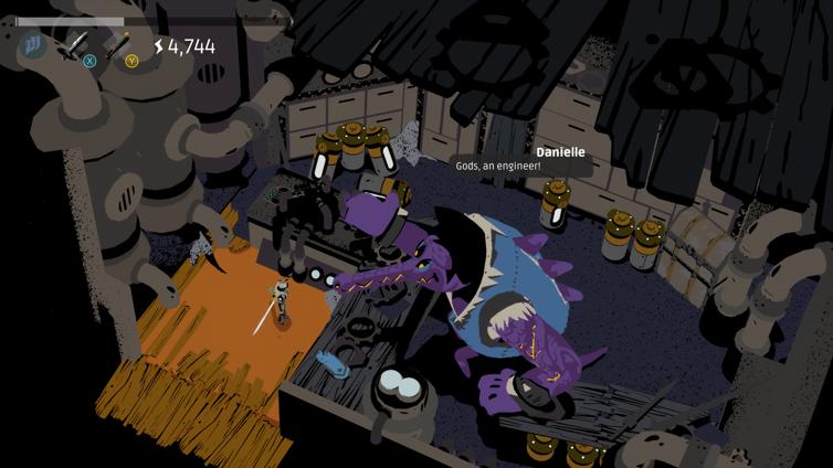 Creature in the Well Screenshot 3