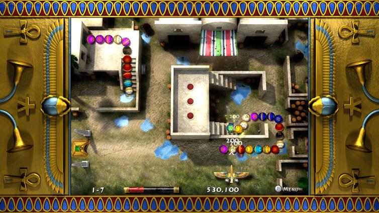 Luxor 2 Screenshot 3