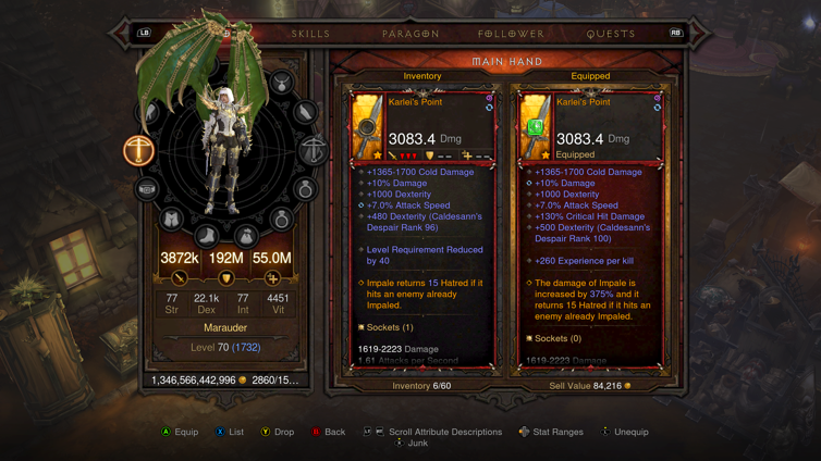 Diablo III: Reaper of Souls - Ultimate Evil Edition Screenshot 4