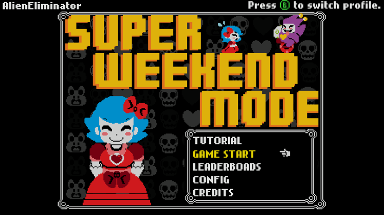Super Weekend Mode Screenshot 1