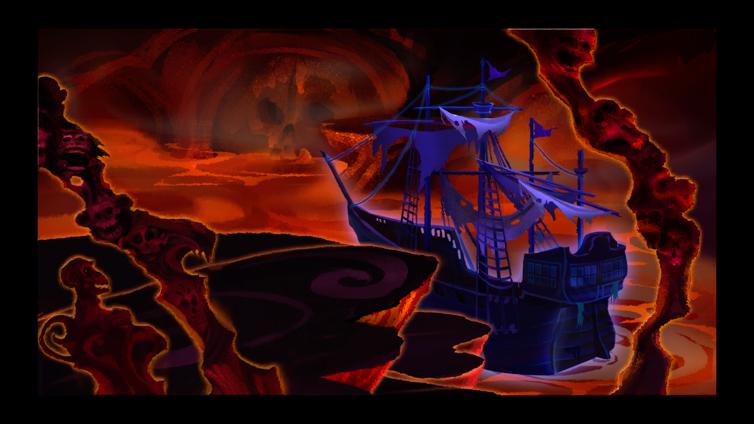 The Secret of Monkey Island: Special Edition Screenshot 2