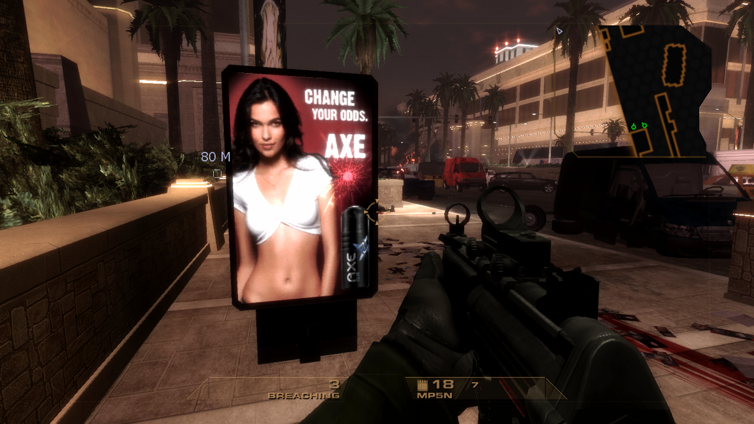 Tom Clancy's Rainbow Six Vegas Screenshot 4