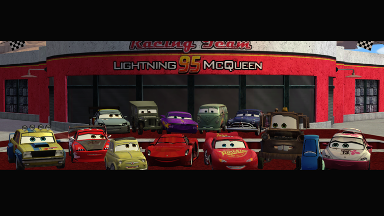 Cars: Mater-National Championship Screenshot 2