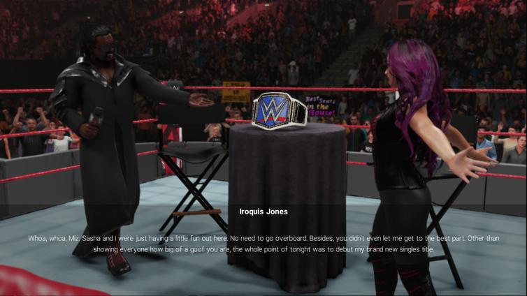 WWE 2K19 Screenshot 3