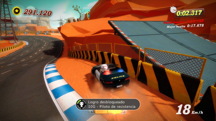 Joy Ride Turbo Screenshot 4