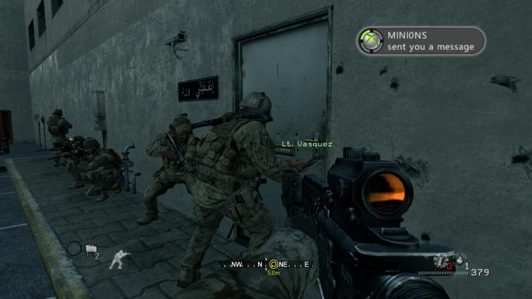 Call of Duty 4: Modern Warfare Screenshot 4
