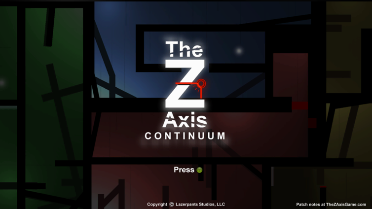 The Z Axis: Continuum Screenshot 1