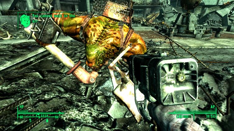 Fallout 3 Screenshot Preview