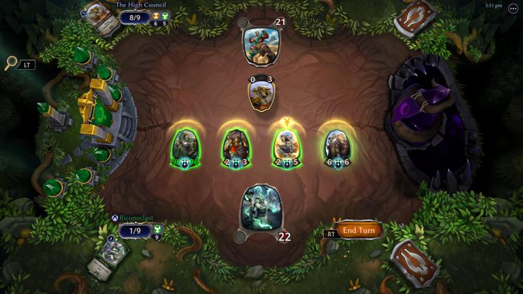Eternal Card Game Screenshot 3